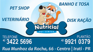 irati online - Nutricial Pet Shop